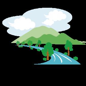 安全に安心して生活できる環境、きれいな水・土・空気を未来を担う子どもたちに引き継ぐことができるふくしまを目指します。